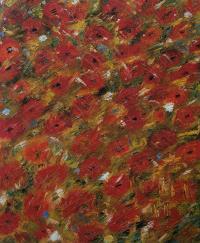 Irina Machitski. Whispers of Poppies