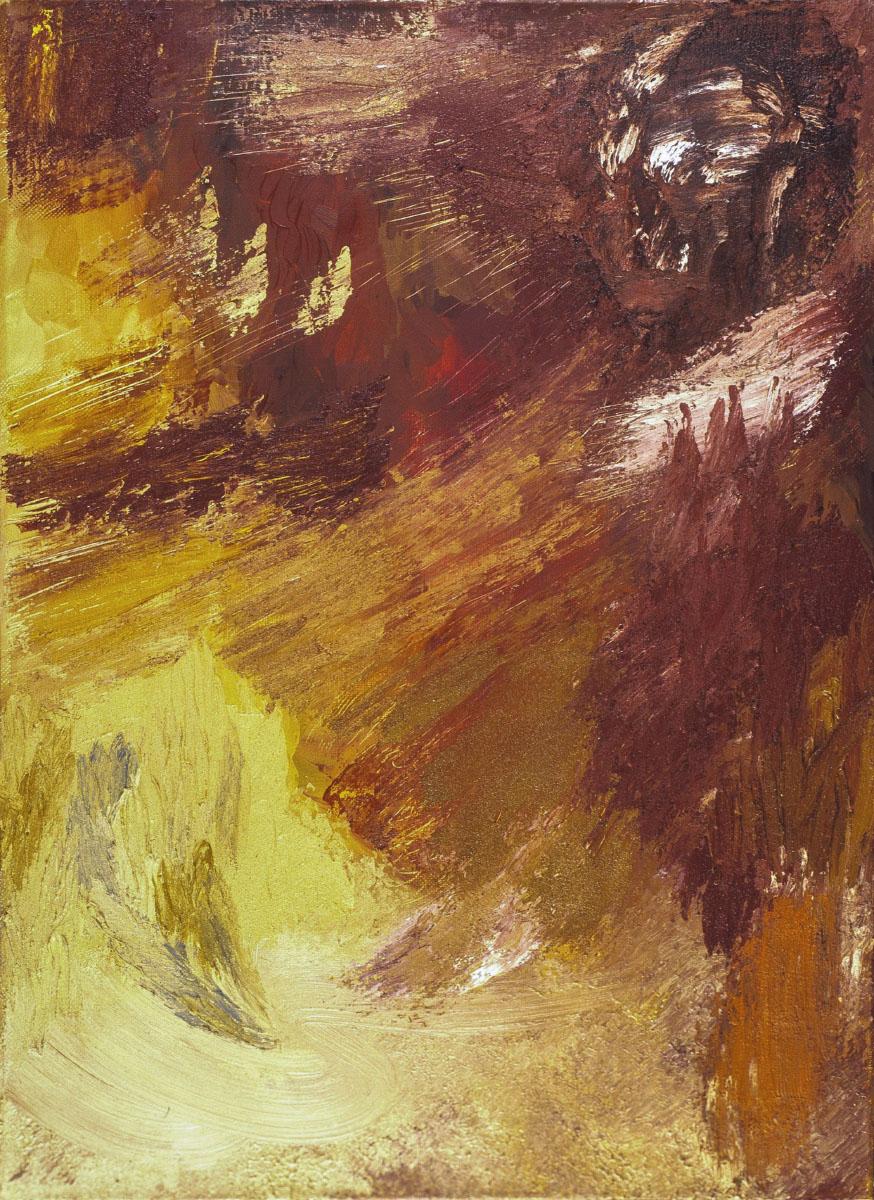 Irina Machitski. The Spirit of the Earth and the Spirit of the Sands