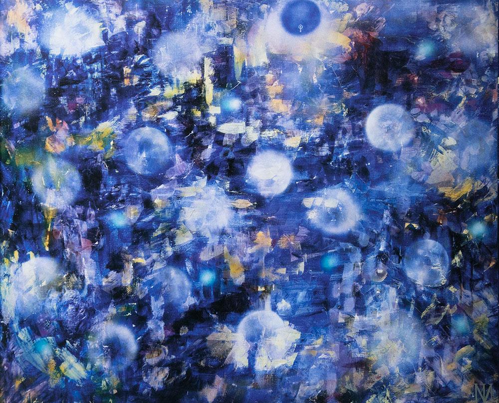Irina Machitski. The Breath of Rhythms
