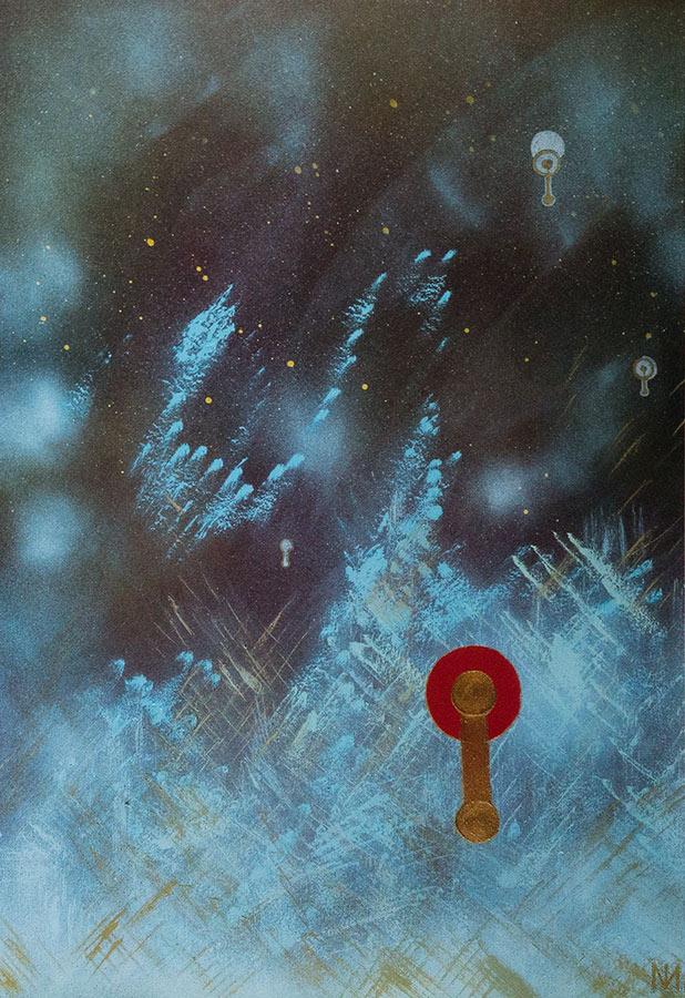 Irina Machitski. Christmass
