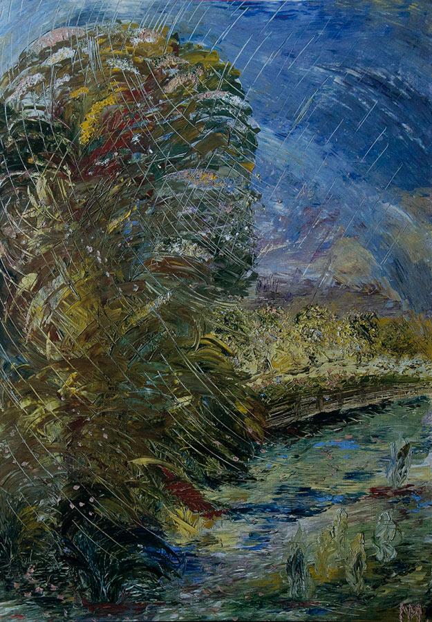 Irina Machitski. Rain Music