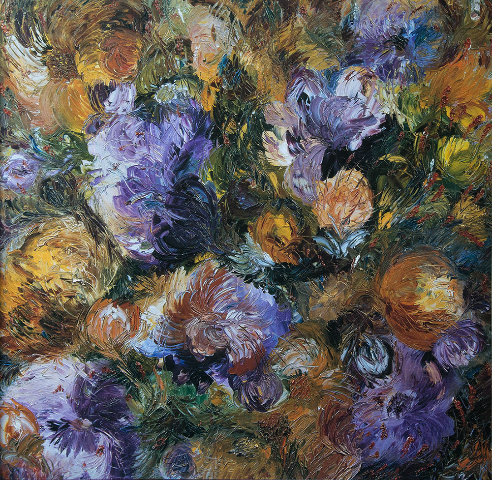 Irina Machitski. Petals of Love