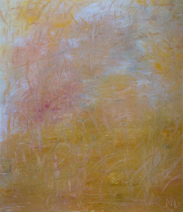 Irina Machitski. Grains of Gold
