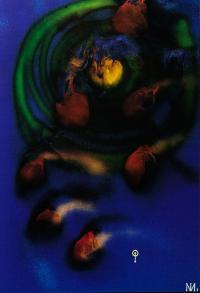 Irina Machitski. Cosmic Tango