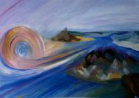 Irina Machitski. The Breath of the Earth. Breathe out