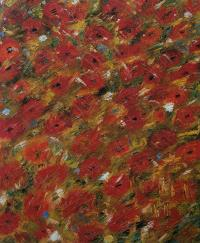 Irina Machitski. Whispers of Poppies